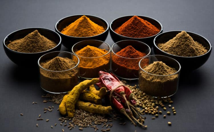 THE NUTRITIONAL AND MEDICINAL BENEFITS OF COMMON INDIAN SPICES – PART 1.