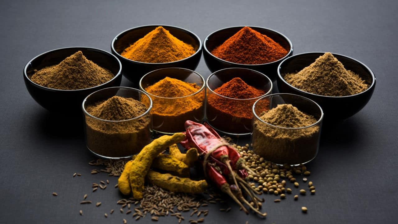 Spices - Sri Ananda Bhavan